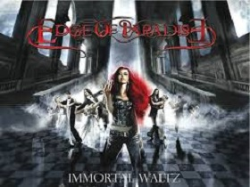 Edge Of Paradise - Immortal Waltz 1 - fanzine