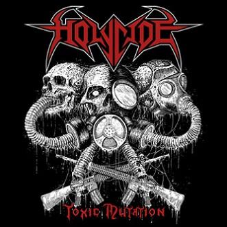 Holycide - Toxic Mutation 1 - fanzine