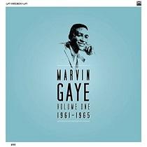 Marvin Gaye - Marvin Gaye 1961-1965 1 - fanzine