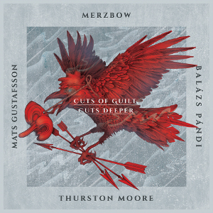 Merzbow, Gustafsson, Pandi, Moore – Cuts Of Guilt, Cuts Deeper 1 - fanzine