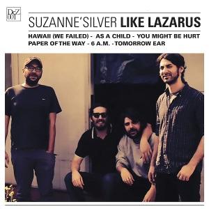 Suzanne'Silver – Like Lazarus 4 - fanzine