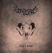 Svadilfare – Krig I Kunst 1 - fanzine