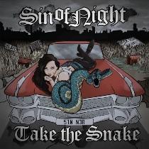 Sin Of Night - Take The Snake 3 - fanzine