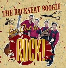 The Backseat Boogie - Cut Out To Rock 1 - fanzine