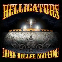 Helligators - Road Roller Machine 1 - fanzine