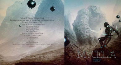 Mycelia - Obey - Anteprima Esclusiva 1 - fanzine