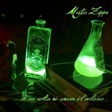 Mistic Zippa - Una Volta Si Usava Il Veleno 1 - fanzine