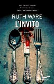 Ruth Ware - L'Invito 1 - fanzine