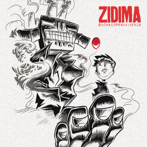 Zidima – Buona Sopravvivenza 6 - fanzine
