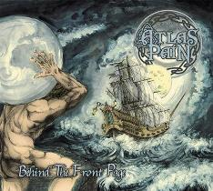 Atlas Pain - Behind The Front Page 1 - fanzine