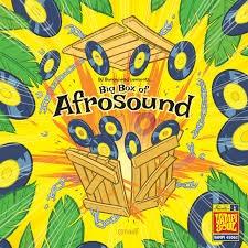 VV.AA. – Big Box of Afrosound 1 - fanzine