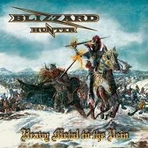 Blizzard Hunter - Heavy Metal To The Vein 5 - fanzine
