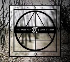 The Magik Way - Curve Sternum 1 - fanzine