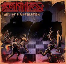 Deathiniton - The Art Of Manipulation 1 - fanzine