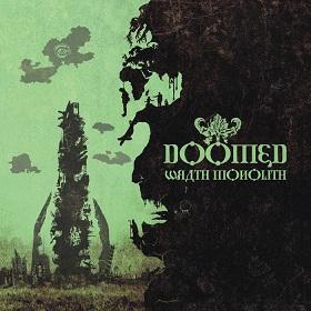 Doomed – Wrath Monolith 1 - fanzine