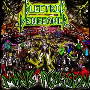 Electric Vengeance - Manic Possession 7 - fanzine