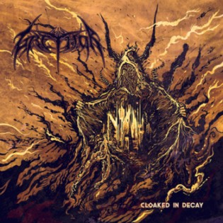 Grethor - Cloaked In Decay 1 - fanzine