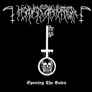 Heaven Abhorred - Opening The Gates 1 - fanzine