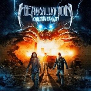 Heavylution - Children Of Hate 1 - fanzine