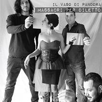 Il Vaso Di Pandora - Massacri Per Diletto 5 - fanzine