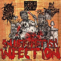 Infected Society/Anal Penetration/VxPxOxAxAxWxAxMxC - Snuff Fetish Infection 1 - fanzine