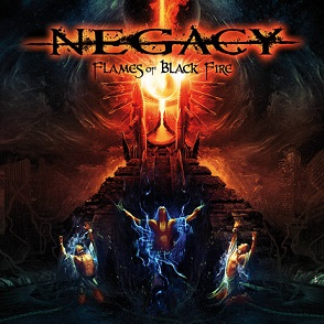 Negacy - Flames Of Black Fire 1 - fanzine