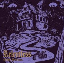 Relentless - Night Terrors 1 - fanzine