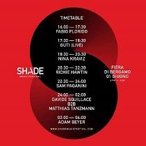 SHADE MUSIC FESTIVAL @Bergamo 10 - fanzine