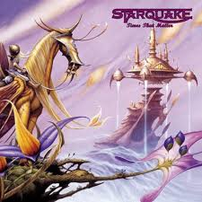 Starquake - Times That Matter 1 - fanzine
