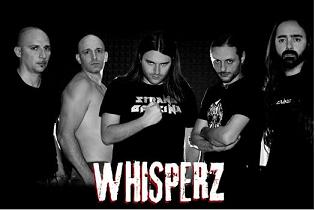 WHISPERZ - Intervista 1 - fanzine