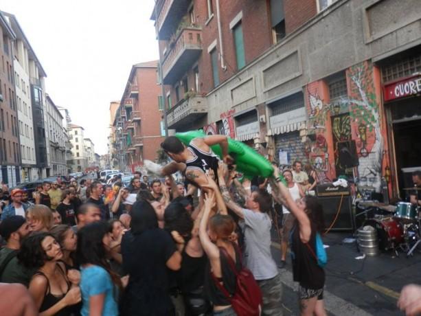DISGUSTO E STRAFOTTENZA FEST 1 - fanzine