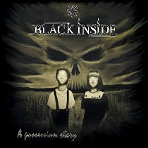 Black Inside - A Possession Story 1 - fanzine