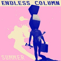 "Endless Column – Summer 7"" 9 - fanzine"