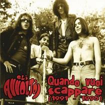 Gli Avvoltoi - Quando Vuoi Scappare (1991-1995) 1 - fanzine