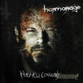Harmorage - Psychico Corrosif 1 - fanzine