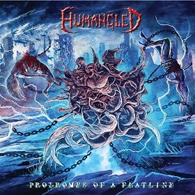 Humangled - Prodromes Of A Flatline 1 - fanzine