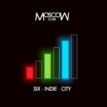 Moscow Club – Six Indie City 1 - fanzine