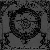 Narbeleth - Through Blackness, and Remote Places 1 - fanzine