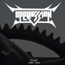 Oppression - Scars 1988/ 1990 1 - fanzine