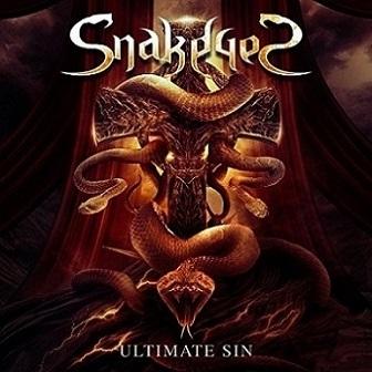 Snakeyes - Ultimate Sin 8 - fanzine