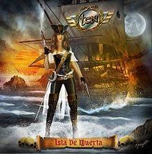 Ten - Isla De Muerta 1 - fanzine