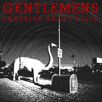 The Gentlemens - Unburied Heavy Pills EP 1 - fanzine
