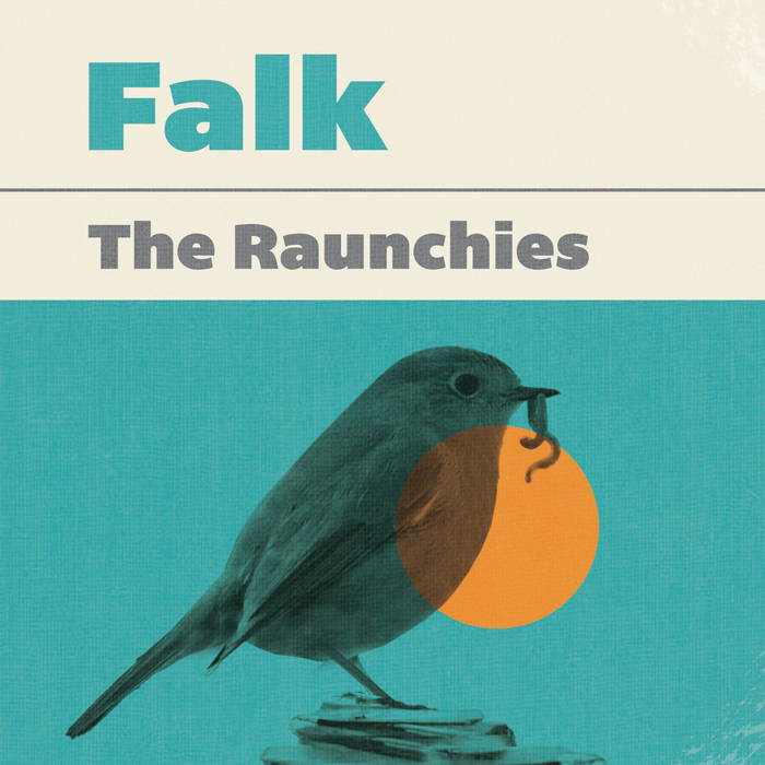 The Raunchies - Falk 1 - fanzine