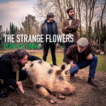 The Strange Flowers - Pearls At Swine 3 - fanzine