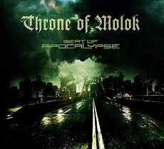 Throne Of Molok – Beat Of Apocalypse 1 - fanzine