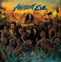 Against Evil - Fatal Assault 12 - fanzine