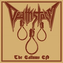 Deathstorm - The Gallows EP 1 - fanzine