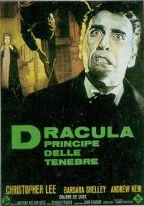 DRACULA, IL PRINCIPE DELLE TENEBRE 1 - fanzine