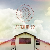 The Jones Family Singers – Live From Mt.Zion 1 - fanzine