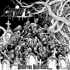 Gravesite - Horrifying Nightmares ... 6 - fanzine